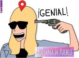 Moderna de Pueblo