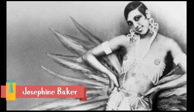 Josephine Baker –SuperVioletas