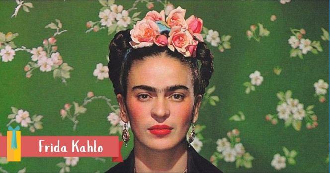 Frida Kahlo –SuperVioletas