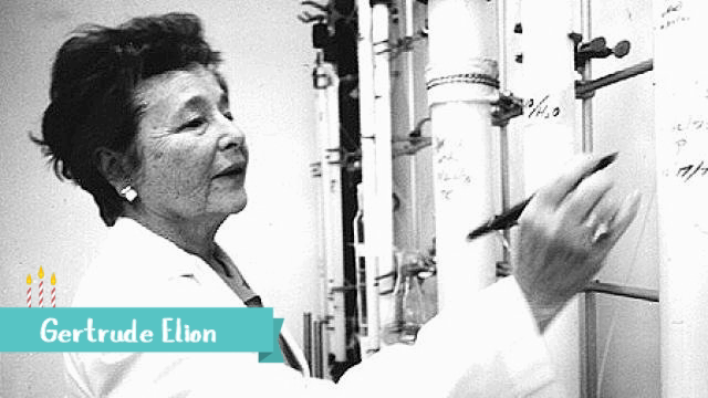 Gertrude Elion –SuperVioletas