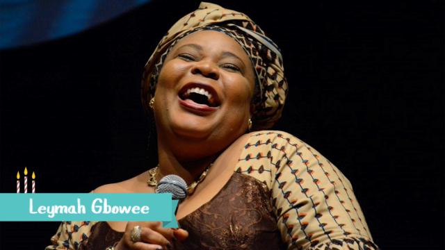 Leymah Gbowee –SuperVioletas