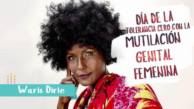 Waris Dirie y la mutilación genital femenina –SuperVioletas
