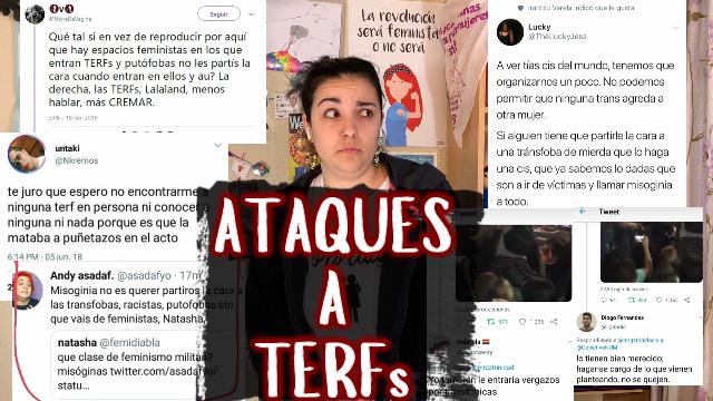 """Violencia justificada por """"TERF"""" – SuperVioletas (Capítulo119)"""