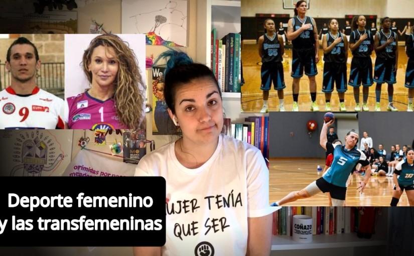 Deporte femenino y las transfemeninas – SuperVioletas (Capítulo151)