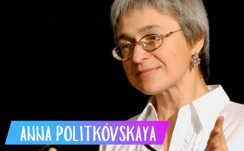 Anna Politkóvskaya –SuperVioletas
