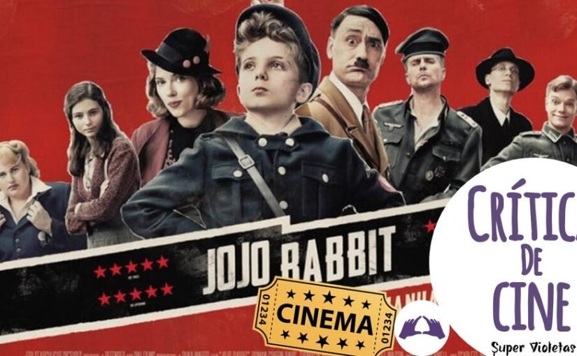 Crítica: Jojo Rabbit –@SuperVioletas